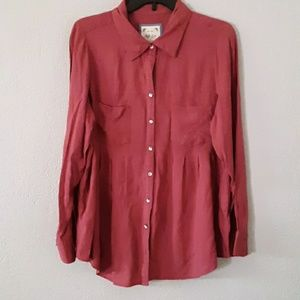 Style & co. Buttom down collars shirt